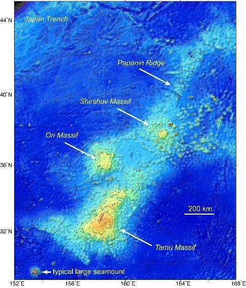 Return To Tamu Massif Schmidt Ocean Institute