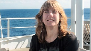 Dawn Moran is a research associate at the Life Without Oxygen expedition. She focuses on ocean trace metal chemistry and microbial proteomics.
