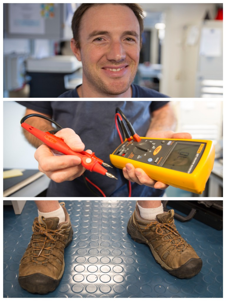 Marine technician John insists 'Do not skimp on your multimeter!'