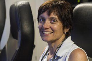 Oceanographer Annalisa Bracco