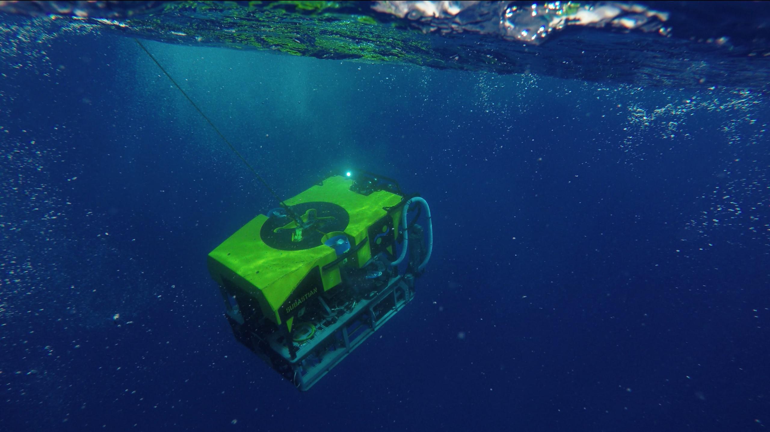 ROV FAQs - Schmidt Ocean Institute