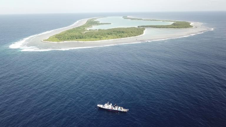 Filling the Gaps: Mapping Ellice Basin - Schmidt Ocean ...