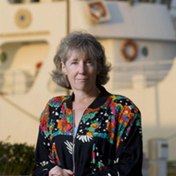 Cindy Lee Van Dover - Schmidt Ocean Institute | 600 x 600 jpeg 51kB