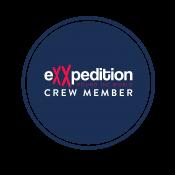 EXXpeditionRTW CrewBadge